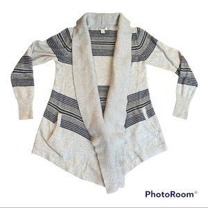 Old Navy Waterfall Sweater Cardigan size Extra Small